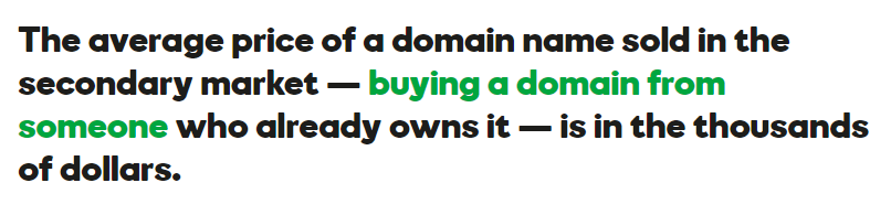 the secret of domain flipping